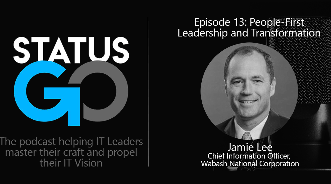 Podcast   People-First Leadership and Transformation